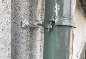 樋・雨戸・破風・上裏まで塗装